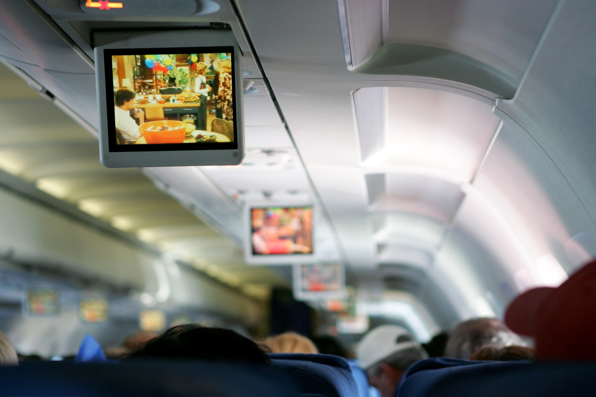 Inflight entertainment service provider